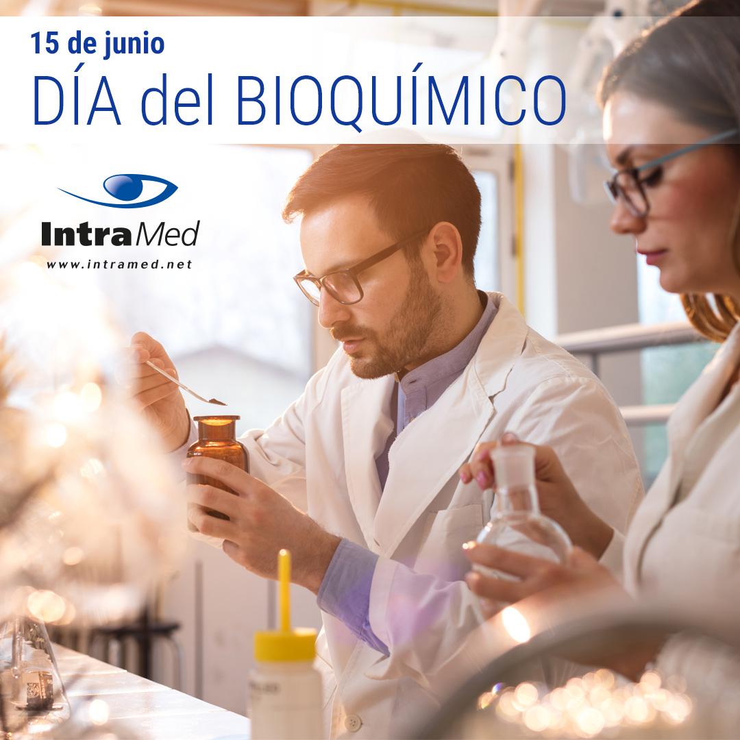 Feliz Día del Bioquímico - Noticias médicas - IntraMed