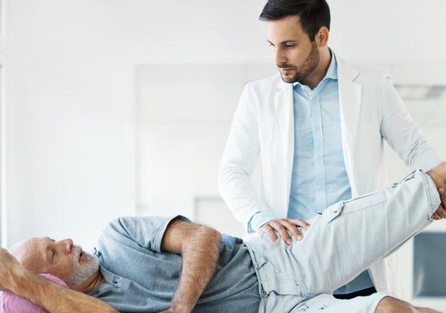 Dolor neuropático en la artrosis de rodilla y en la..