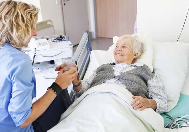 Cuidados paliativos para los pacientes terminales - Cuidados paliativos en casa ...