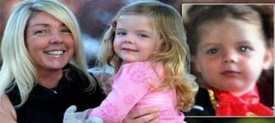 Una foto en Facebook puede haber salvado la vida de una niña de dos años
