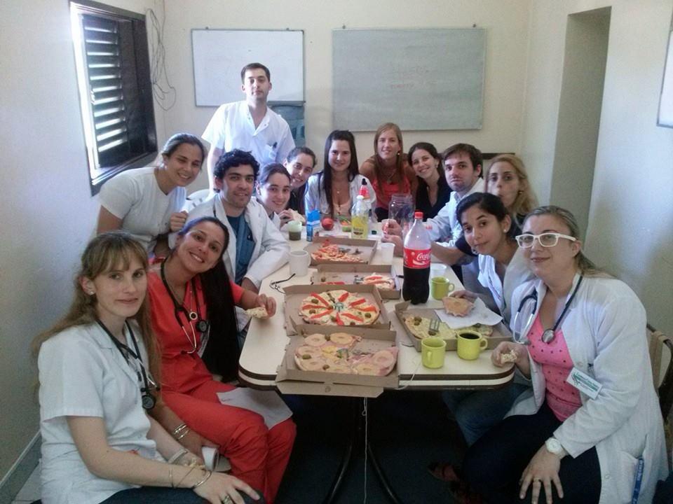 Las enfermeras del turno de noche - 2 part 10